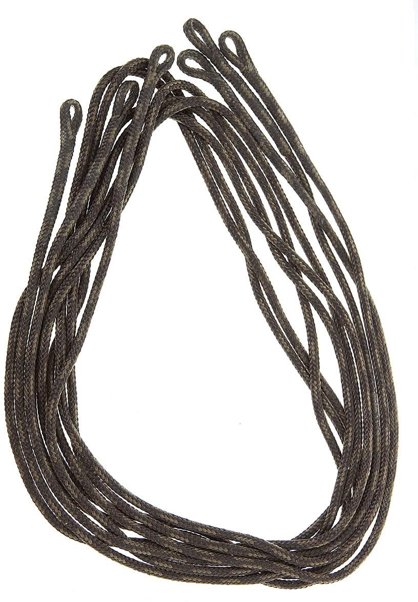 Лидкор Три кита с петлями для карповых монтажей, 1110709, черный, 70 см, 3 шт