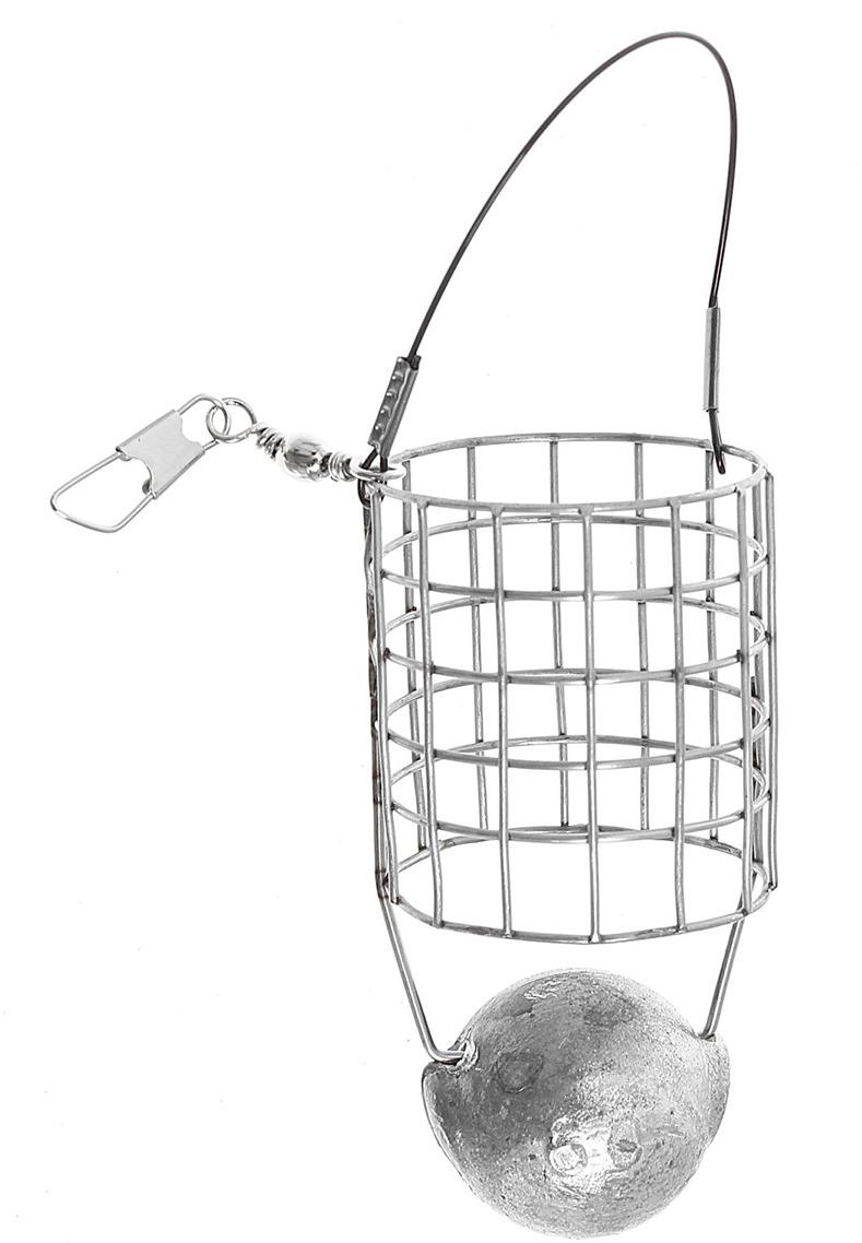 Кормушка для рыбы Onlitop Пуля фидерная, 1045913, 60 г недорого