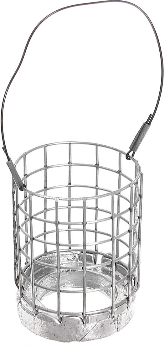 Кормушка для рыбы Onlitop Long Cast фидерная сетка, 1045904, 30 г