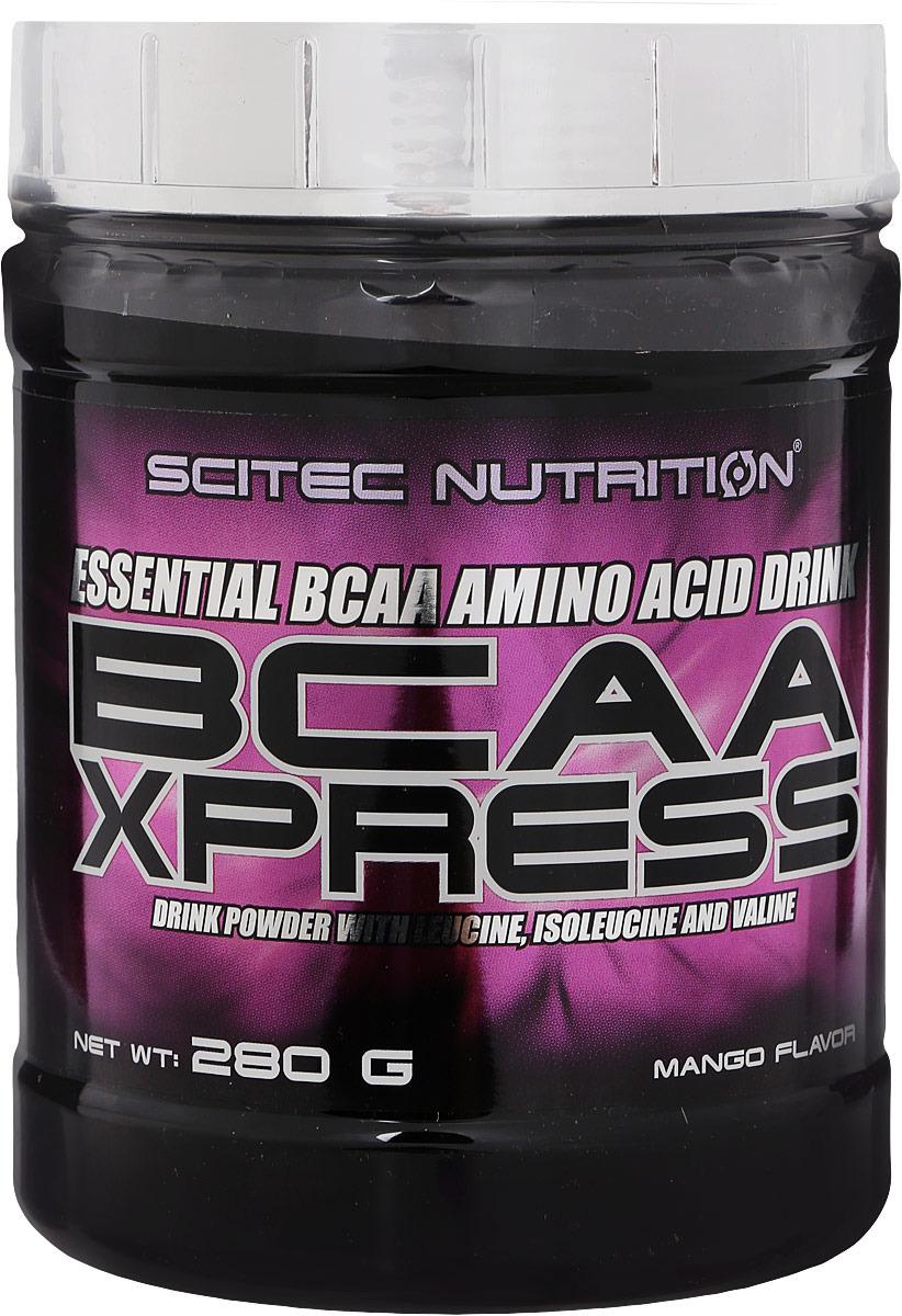 Аминокислоты BCAA Scitec Nutrition Xpress, манго, 280 г