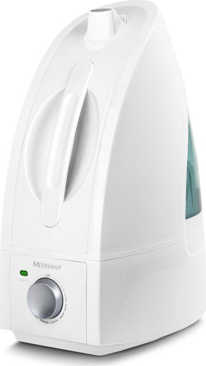 Увлажнитель воздуха Medisana AH 660, ЦБ-00000698, белый medisana uhw увлажнитель воздуха