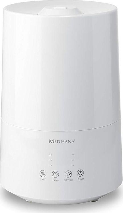 Увлажнитель воздуха Medisana AH 661, ЦБ-00000699, белый medisana uhw увлажнитель воздуха