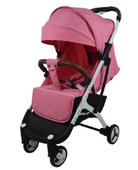 Коляска прогулочная YOYA PLUS 3 Розовая, plus32019-pinkplus32019-pinkКоляска YOYA PLUS 3 2019 - яркая, современная, стильная прогулочная коляска. Подходит для детей в возрасте от 0 до 3 лет. Коляску можно проносить на борт самолета, как ручную кладь. В сложенном виде можно катить за собой , как чемодан. Шасси выполнено из алюминиевого сплава, пружинная система амортизации на всех колесах.В комплекте: Дождевик, Москитная сетка ,Подстаканник, Бампер, Сумка-чехол для коляски, Бамбуковый коврик , Корзина для покупок, Крючки для сумок, Ремешок на руку, Ремешок для ношения коляски на плече.Накидка на ножки в подарок!