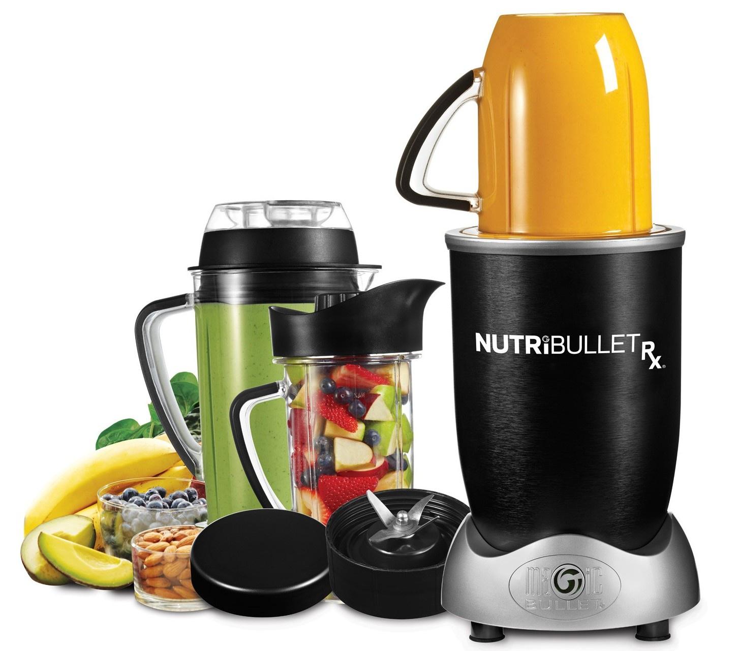 Блендер Nutribullet RX экстрактор питательных веществ