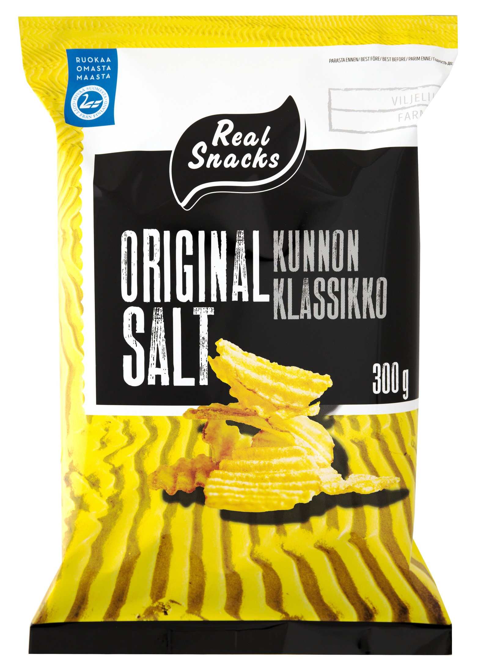 Чипсы Real Snacks Оригинал недорого