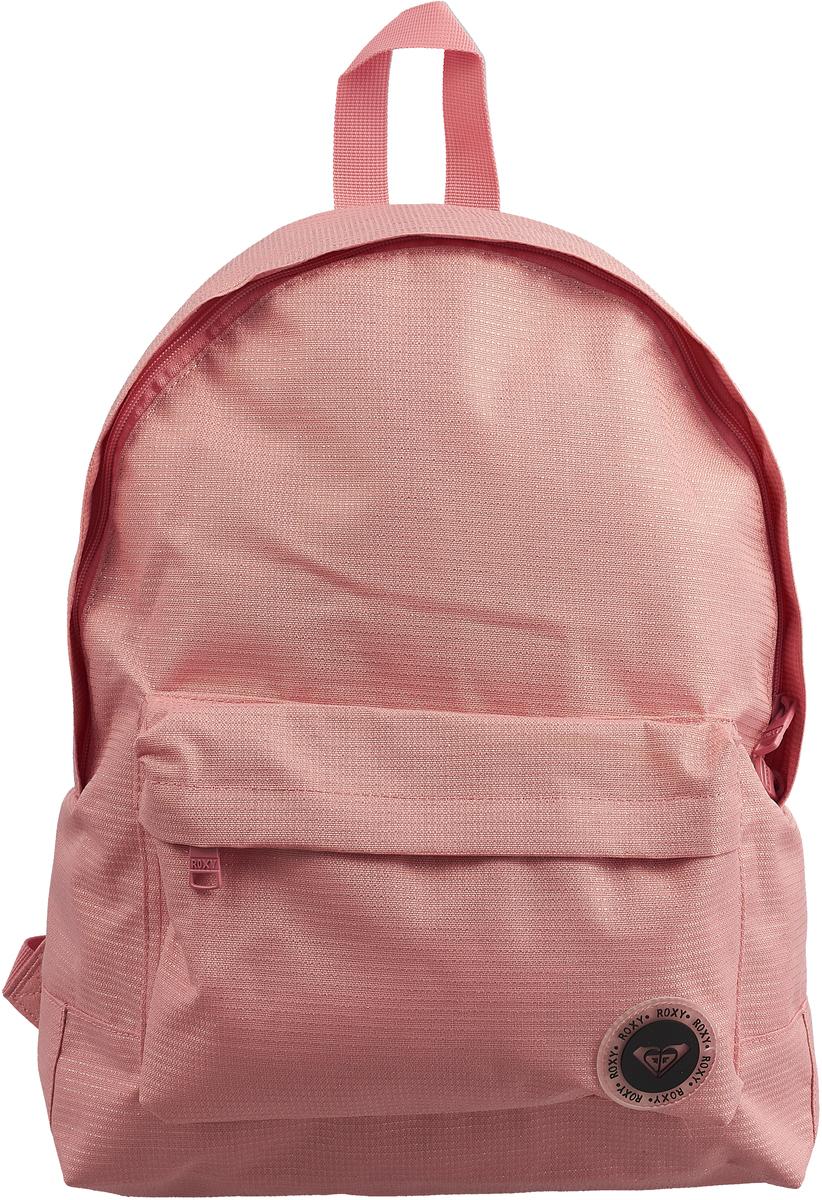Рюкзак женский Roxy Sugar Baby Soli, ERJBP03838-MJG0, абрикосовый цена и фото