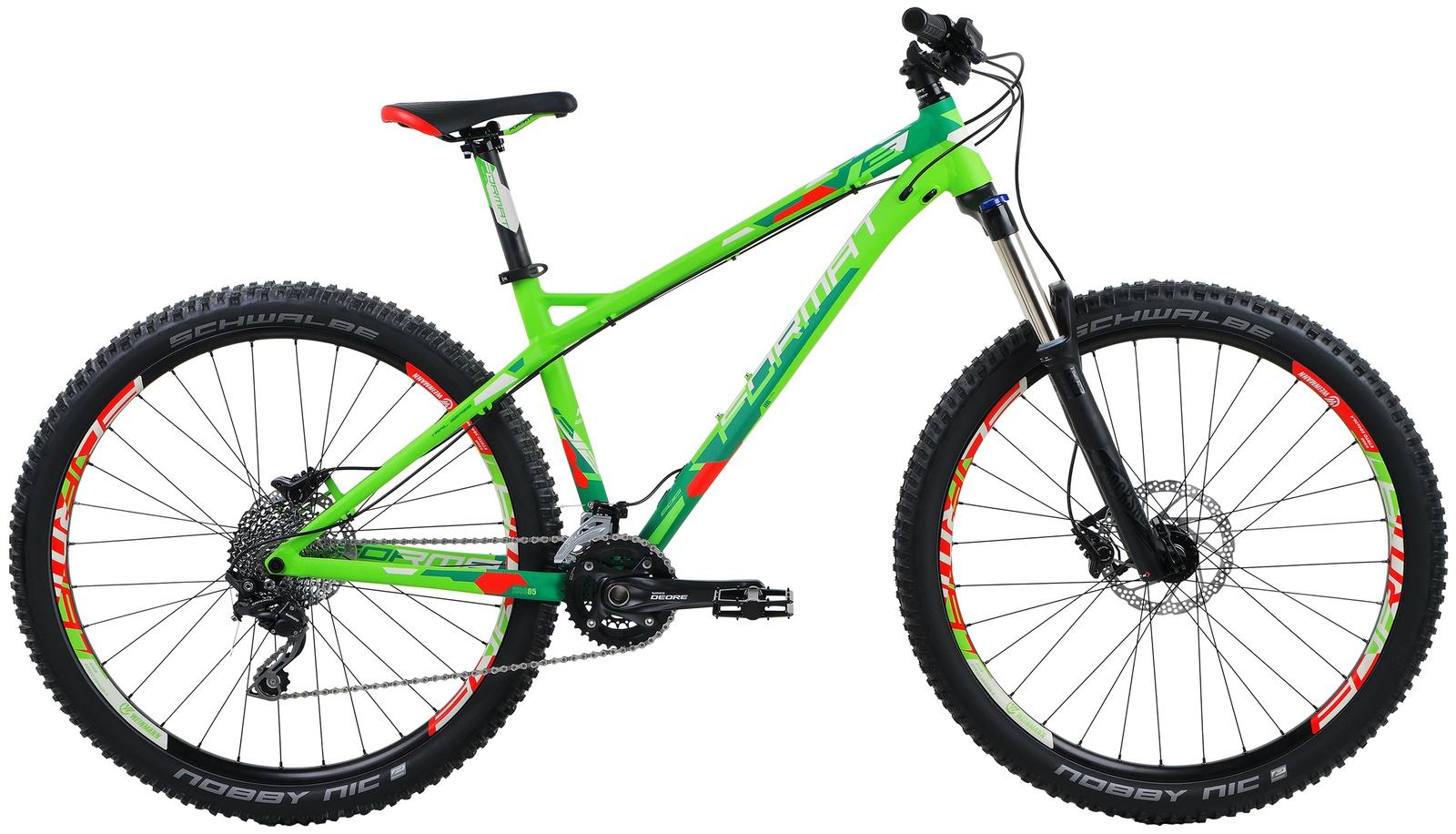 Горный (MTB) Format 1312, RBKM7Z67D001, зеленый nokia asha 205