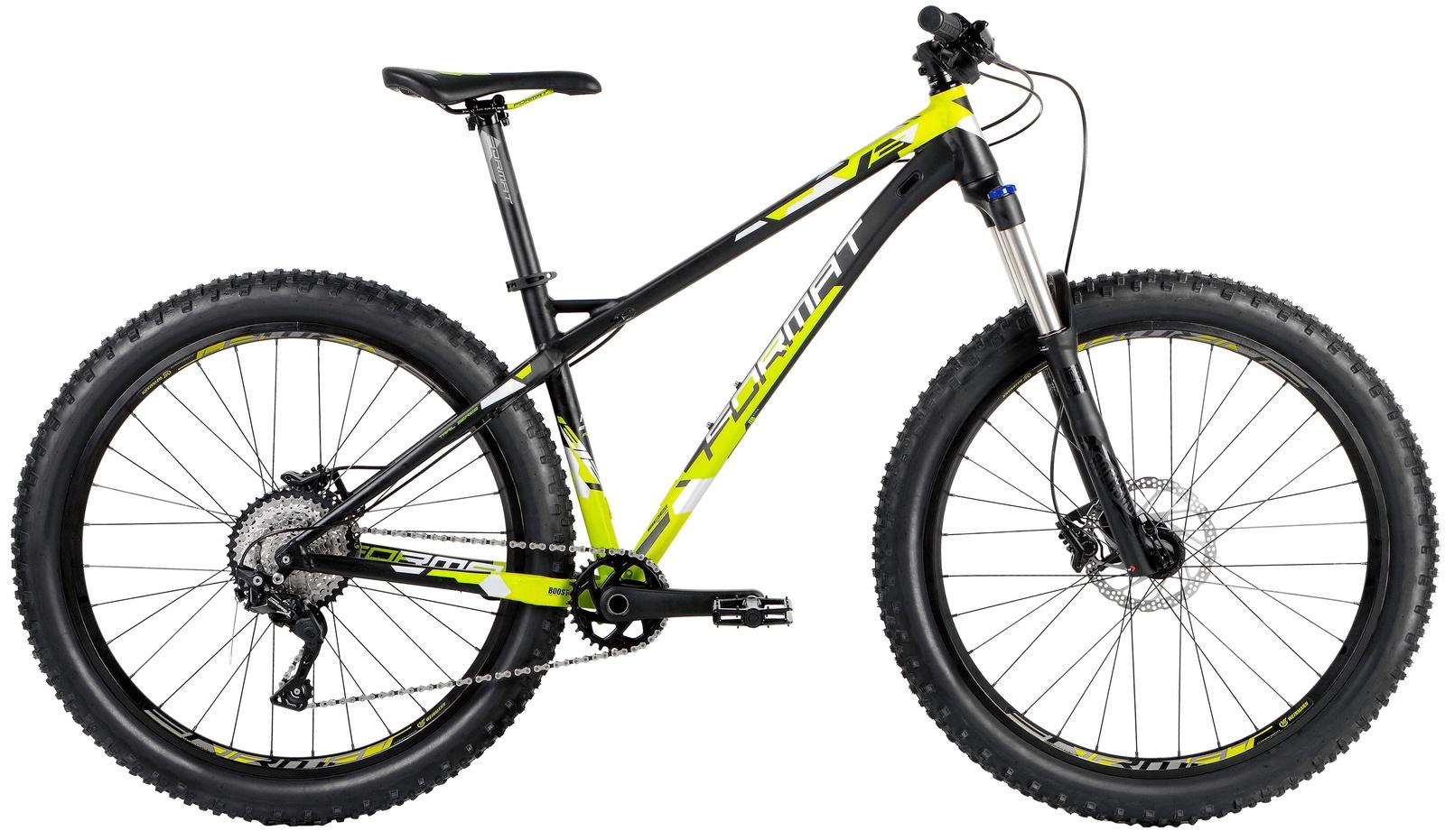Горный (MTB) Format 1312 PLUS, RBKM8T67D002, желтый вилка амортизационная suntour гидравлическая для велосипедов 26 ход 100 120мм sf14 xcr32 rl 26
