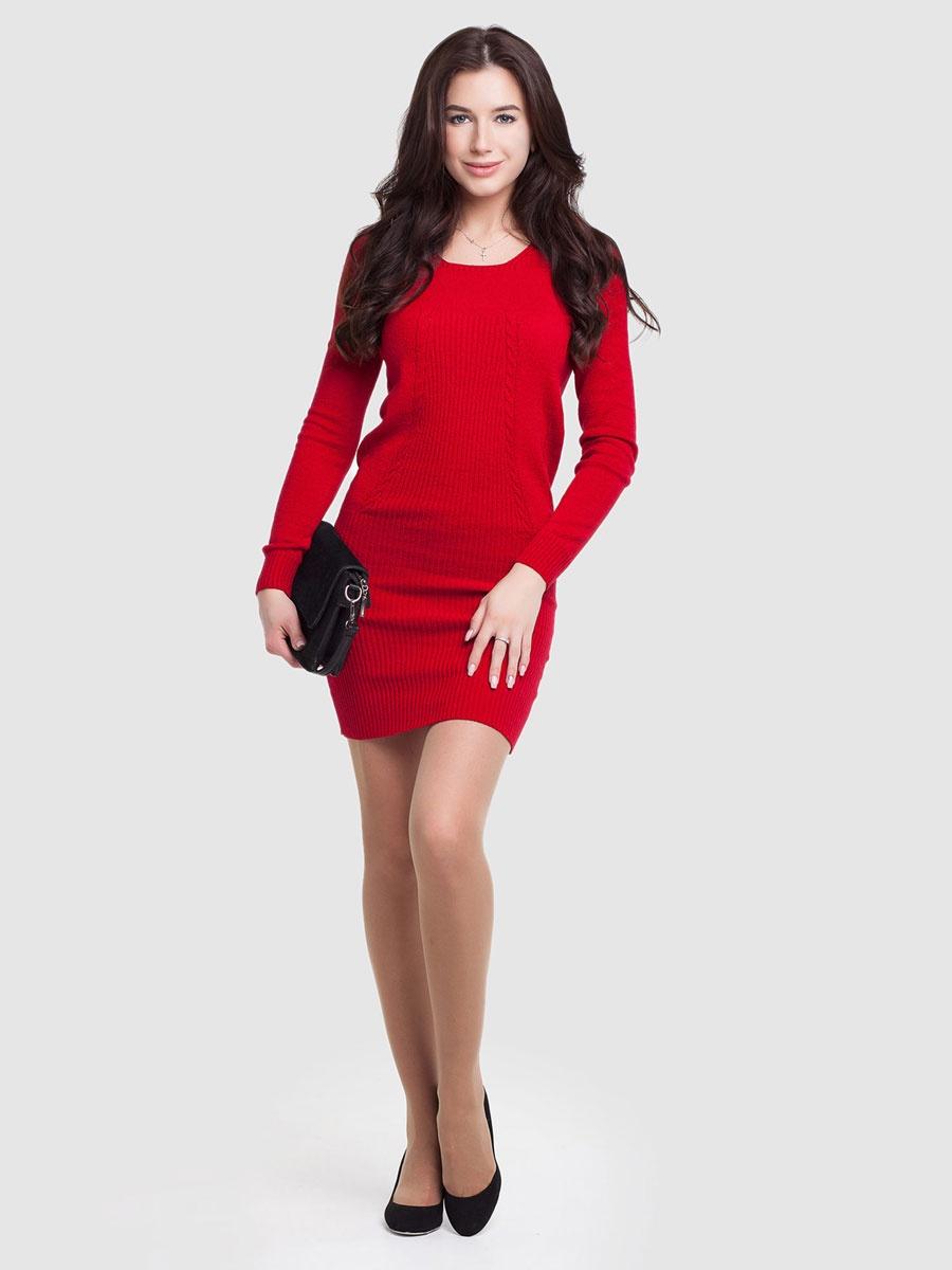 Платье Happychoice полуприлегающее платье с разрезами double zero