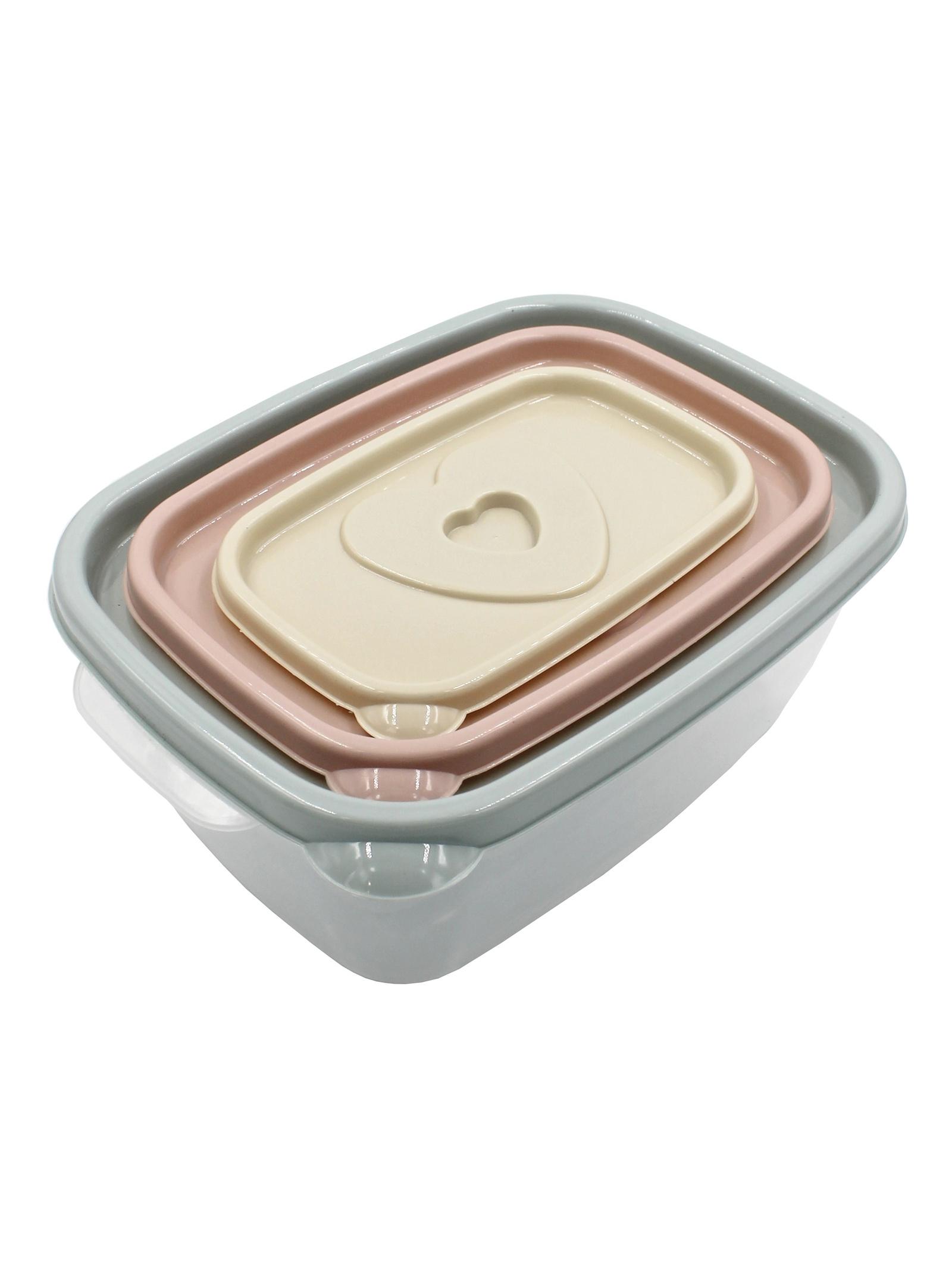 все цены на Контейнер пищевой TEMZA SG0119048, SG0119048, Пищевой пластик онлайн