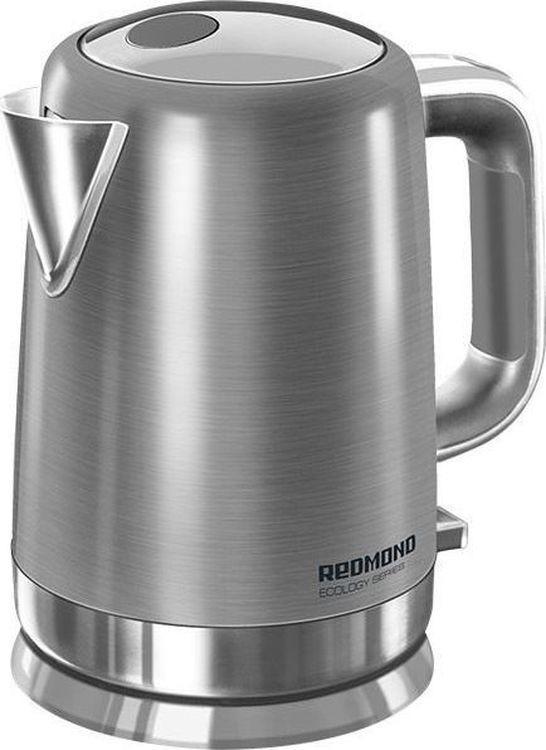 Электрический чайник Redmond RK-M1263, серебристый, 1,6 л