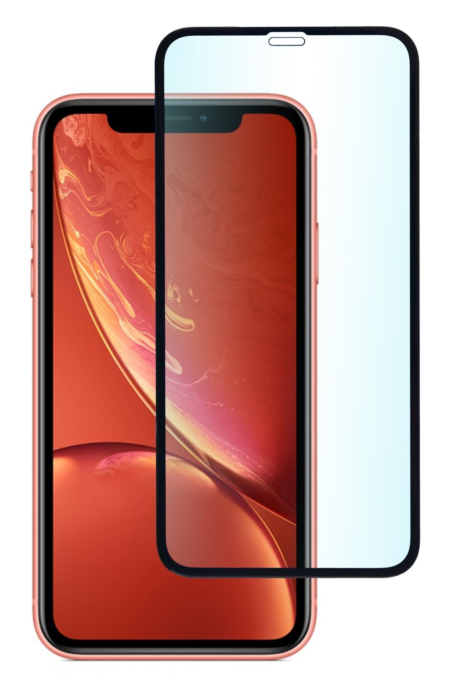 Фото - Защитное стекло skinBOX 3D full glue, 4630042522633, черный защитное стекло для экрана redline full screen full glue черный для apple iphone xr 1шт ут000016086