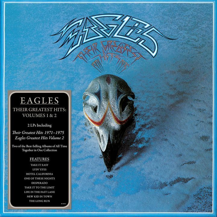 The Eagles Eagles. Their Greatest Hits Volumes 1 & 2 (2 LP) public image limited public image limited the greatest hits… so far 2 lp