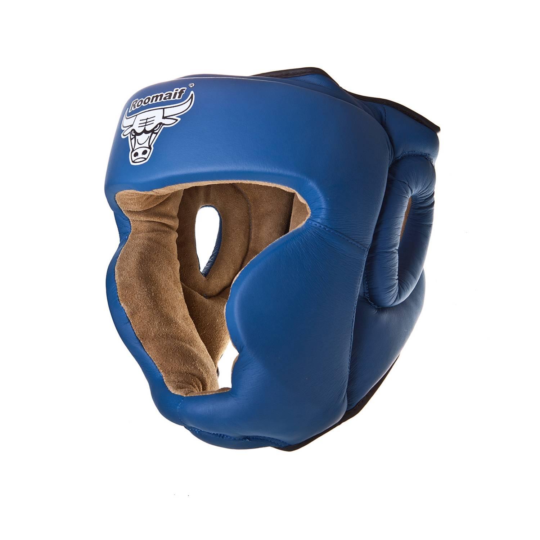 Шлем боксерский Roomaif RHG-140PL, RHG-140PL-2, синий