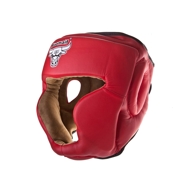 Шлем боксерский Roomaif RHG-140PL, RHG-140PL-7, красный шлем боксерский roomaif rhg 146pl rhg 146pl 9 красный