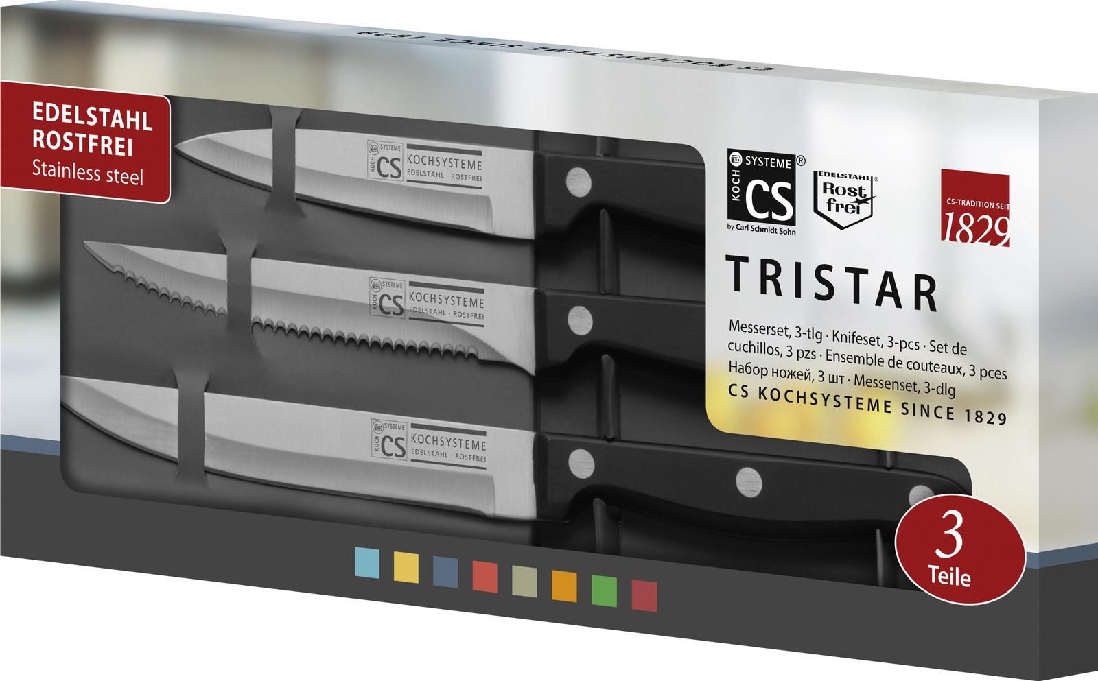 Набор кухонных ножей CS-KOCHSYSTEME CS001193