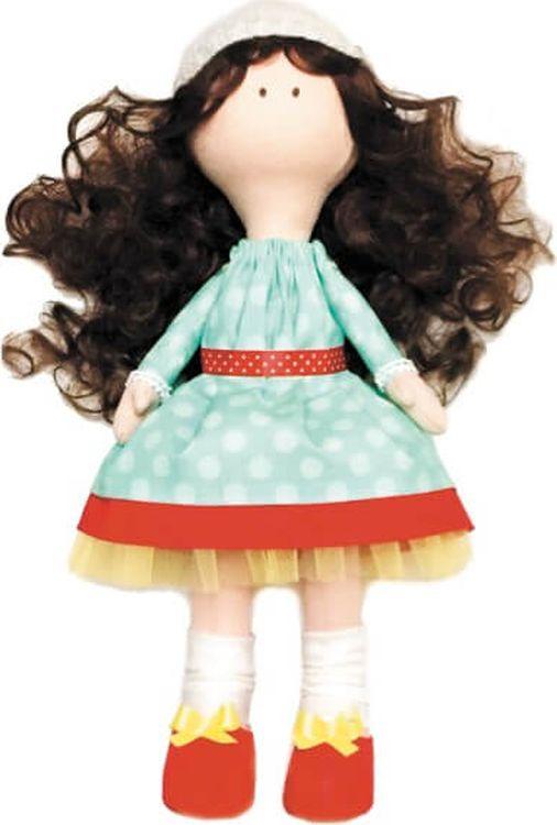 Набор для шитья Цветной Текстильная кукла Принцесса Космея, DI044, 35 см аксессуары для шитья scsb017