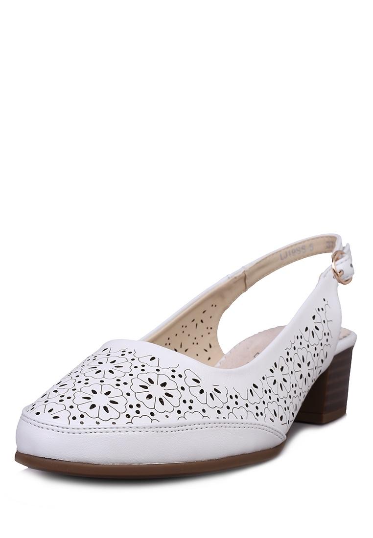 Туфли T.TACCARDI 27306320-38, белый 38 размер27306320-38Туфли женские летние
