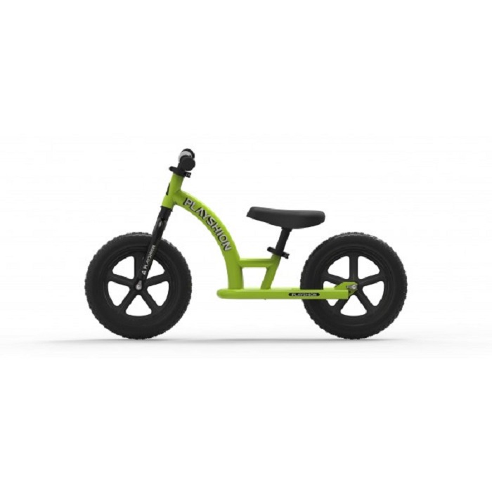 Беговел Playshion FS-BB001BK-green, 5066, зеленый беговел slider матовый зеленый