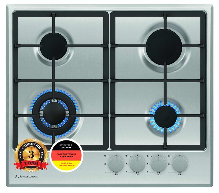 Варочная панель Schaub Lorenz  SLK GE6520, SLK GE6520, серебристый Schaub Lorenz