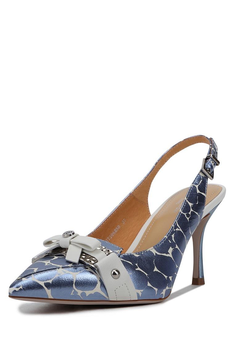 Туфли PIERRE CARDIN 27306850-36, голубой 36 размер27306850-36Туфли женские летние