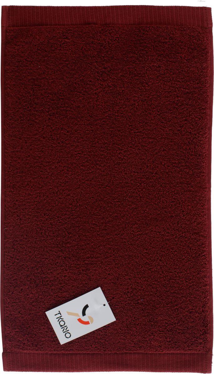 Полотенце для рук Tkano Essential, TK18-BT0009, бордовый, 50 x 90 см