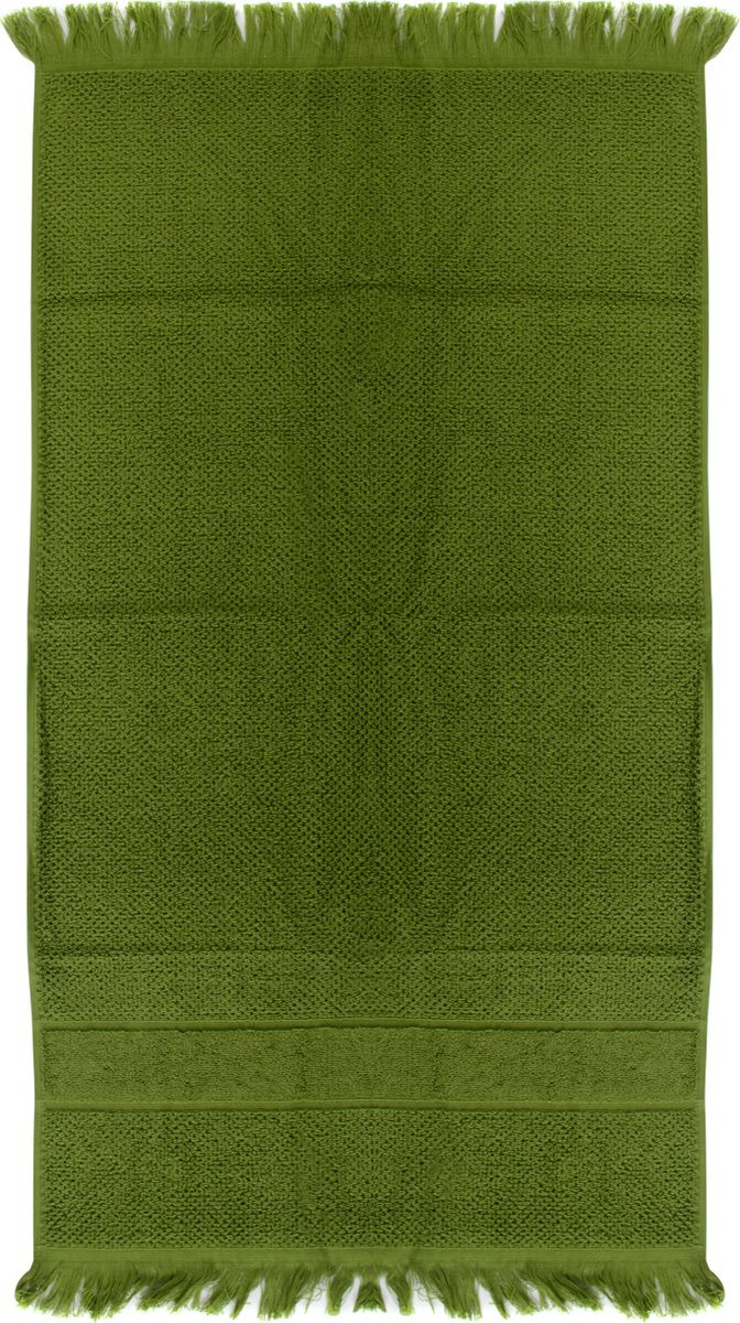 Фото - Полотенце для рук Tkano Essential, TK18-BT0025, декоративное, с бахромой, оливково-зеленый, 50 x 90 см декоративное полотенце fragrant hills 002