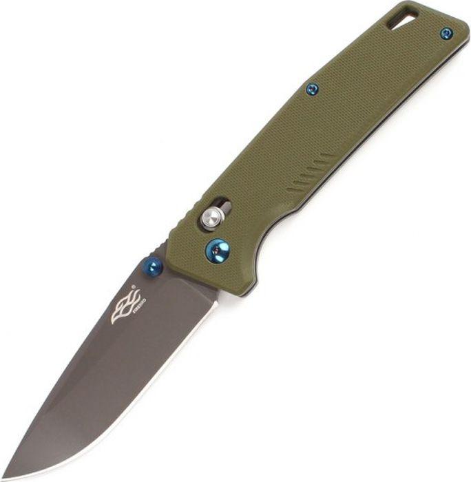 Складной нож Ganzo Firebird FB7603, R47385, зеленый, длина лезвия 8.7 см