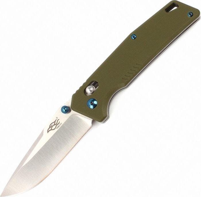 Складной нож Ganzo Firebird FB7601, R47380, зеленый, длина лезвия 8.7 см