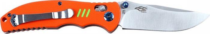Складной нож Ganzo Firebird G7501, R40263, оранжевый, длина лезвия 8.9 см