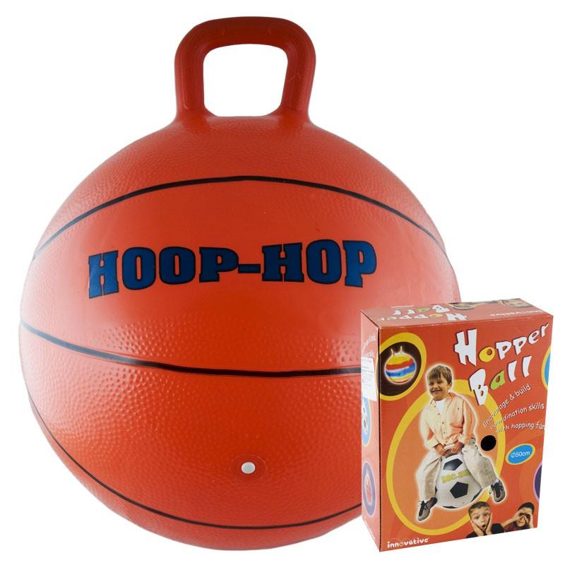 Игрушка-попрыгун Innovative 17053, 17053 красный мяч попрыгун наша игрушка мяч трансформер пластик от 3 лет разноцветный 100994539