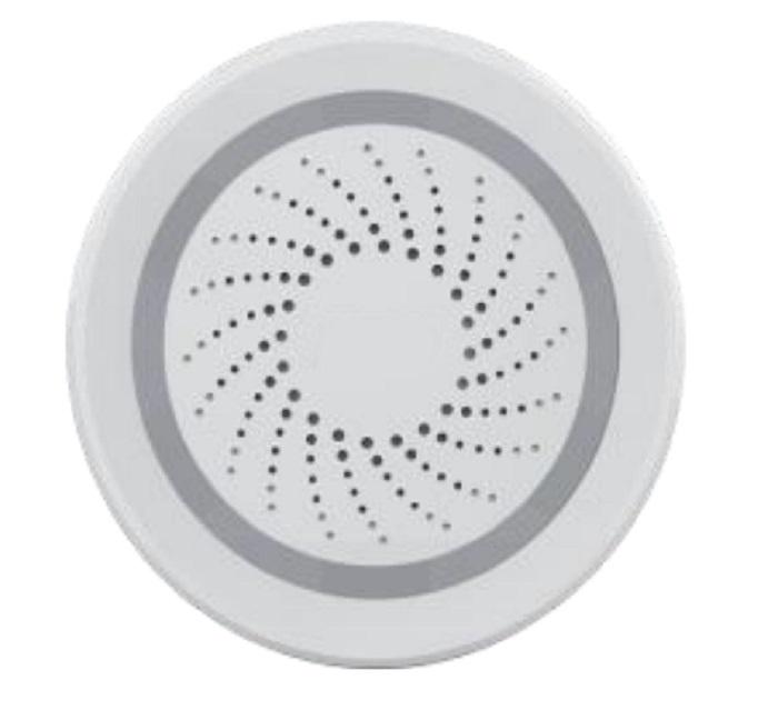 Охранная система для дома или дачи ZDK WA01, 2875, белый охранная система cenmax vigilant st10 d