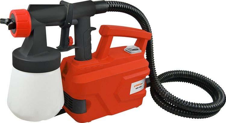 Электрический краскопульт Спец БПН-600, напольный стоимость