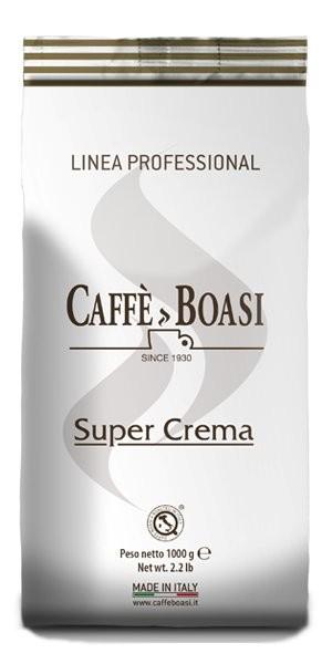 Кофе в зернах Caffe Boasi Super Crema Professional, 1 кг, 1000 кофе в зернах caffe carraro crema italiano 1 кг