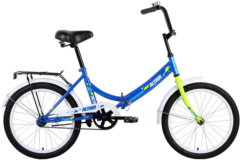 Велосипед Altair City 20, RBKN9YF01002, синий лодка altair pro 385 airdeck