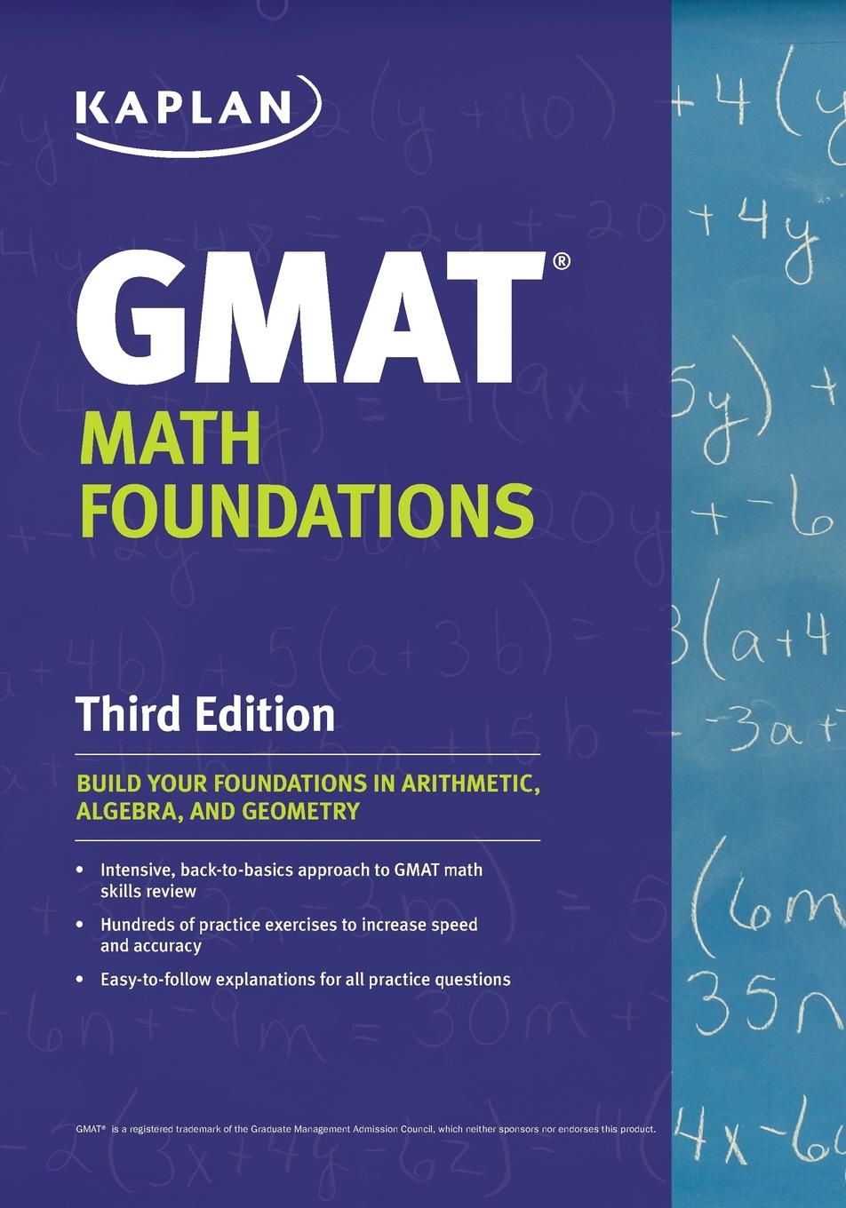 Kaplan Kaplan GMAT Math Foundations how to teach your baby math