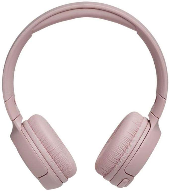 Беспроводные наушники JBL Tune 500BT, розовый headphones jbl live 500bt