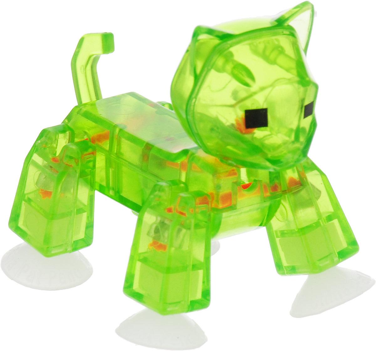 Stikbot Фигурка Питомцы Кот цветзеленый stikbot фигурка питомцы бульдог красный