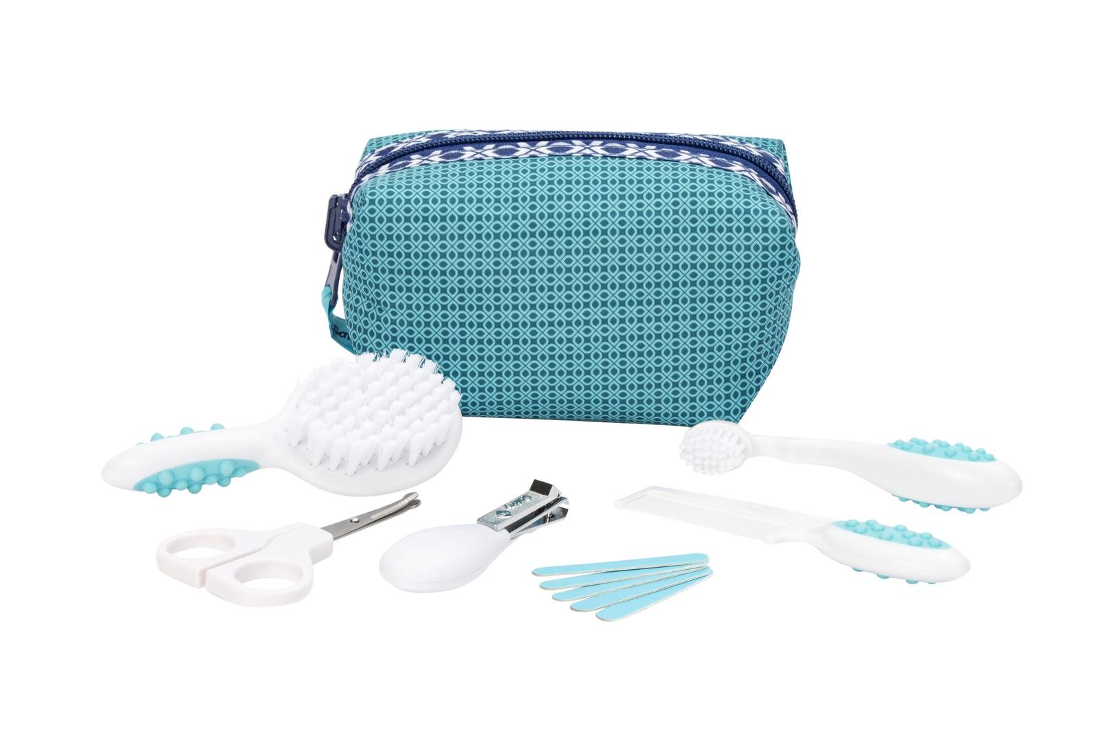 Набор маникюрных инструментов Safety 1st Аксессуары по уходу за малышом в футляре (6 предметов) 3106004000