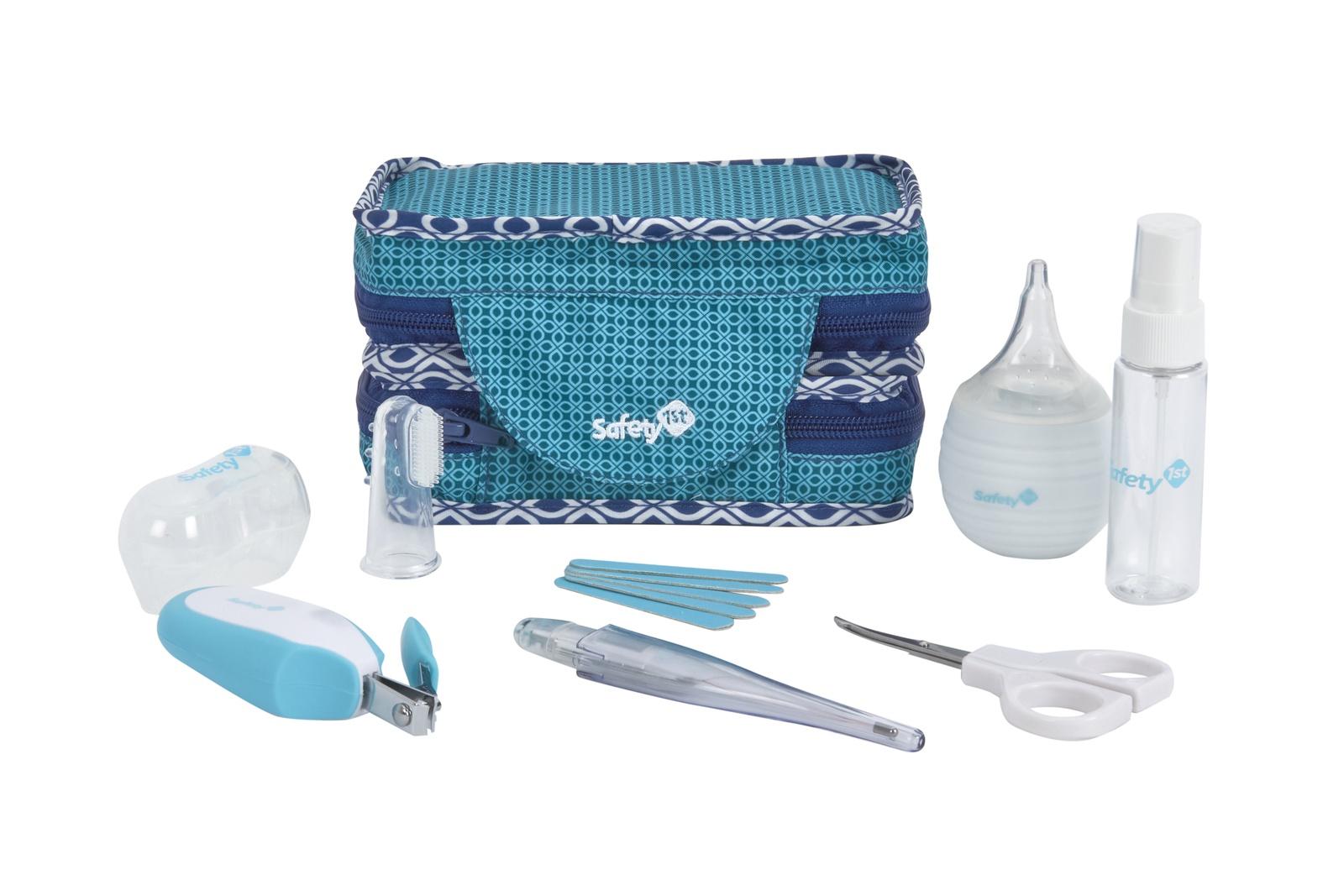 Набор маникюрных инструментов Safety 1st Аксессуары по уходу за малышом в футляре (9 предметов) 3106003000