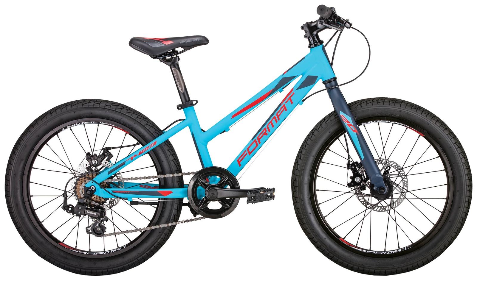 Велосипед Format 7423, RBKM9J607004, бирюзовый