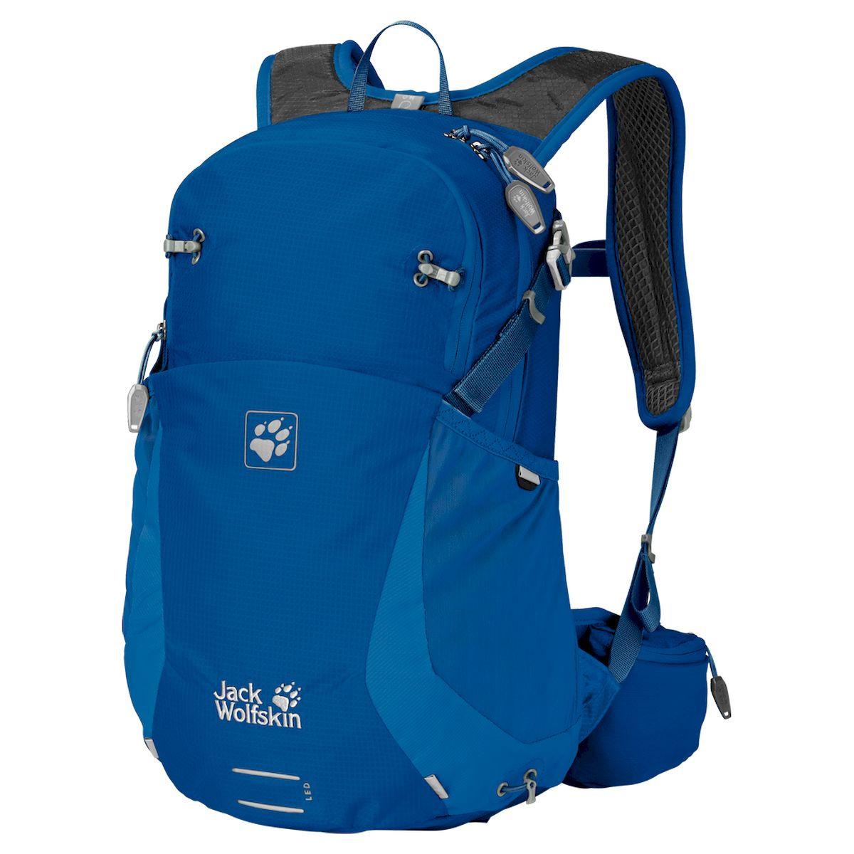 Рюкзак Jack Wolfskin Moab Jam 18, 2002313-1062, синий цена