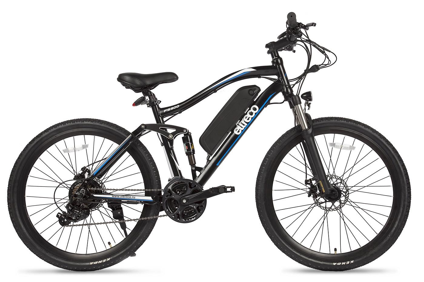 Электровелосипед Eltreco FS 900 26, 010830