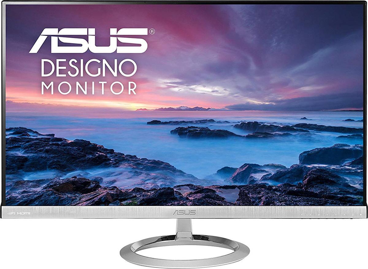 Монитор ASUS MX279HE, 90LMGD301R02271C-, серебристый