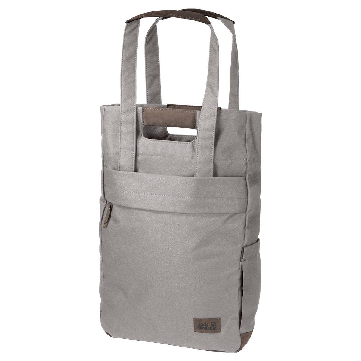 Сумка на плечо Jack Wolfskin baifeng baifeng плечо сумка стиль элегантный серии корейский случайный свет мини чистый цвет нейлон гарнитура отверстие рюкзак женский черный