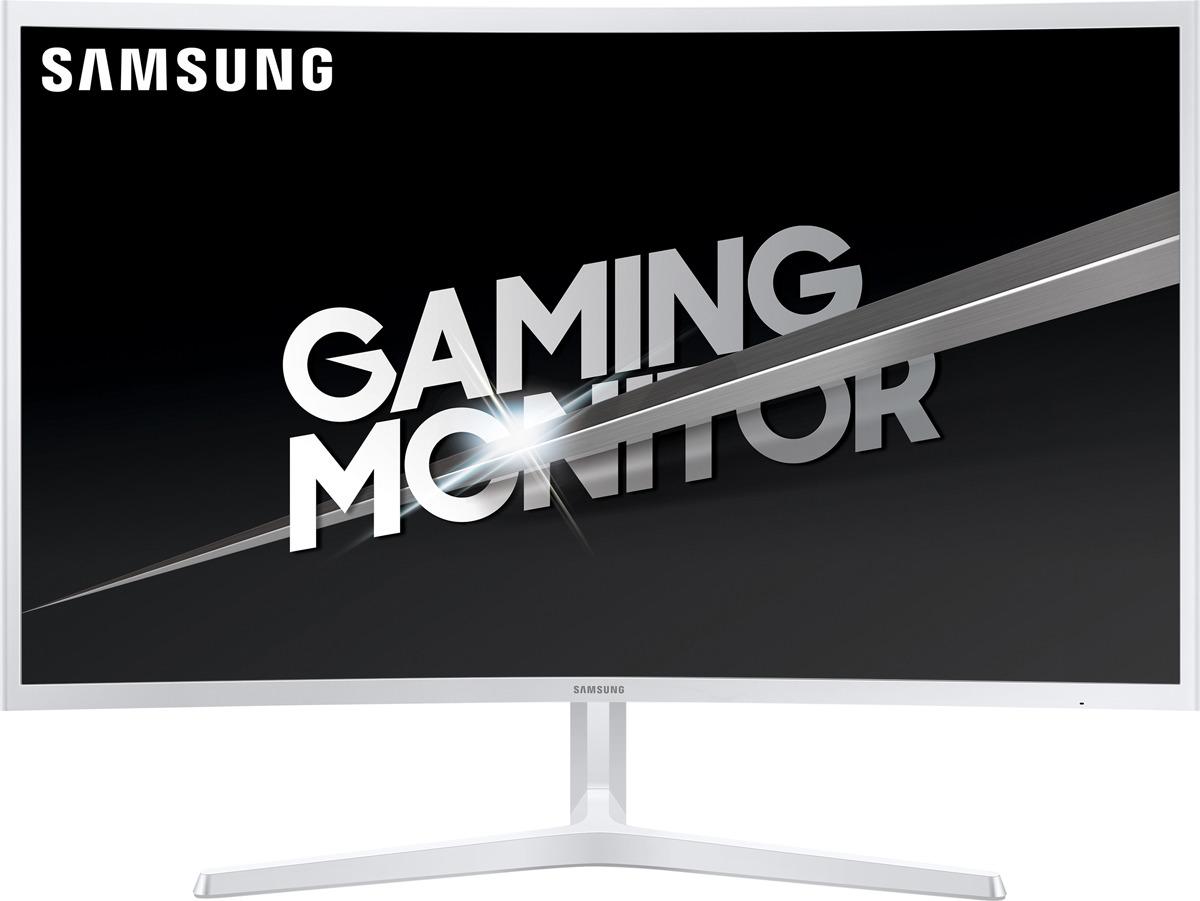 Монитор Samsung C32JG51FDI, LC32JG51FDIXCI, серебристый все цены