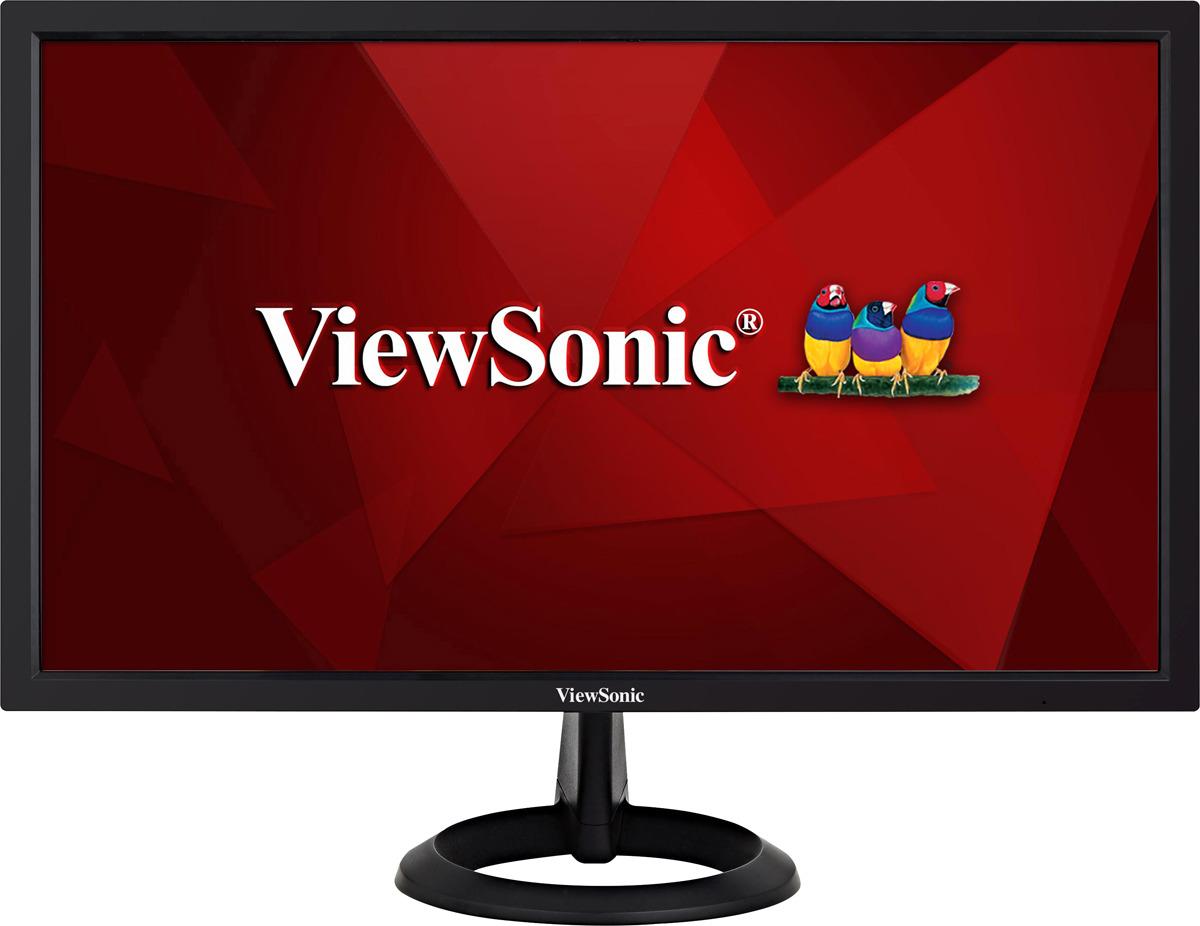 Монитор ViewSonic VA2261-6, VS16885, черный