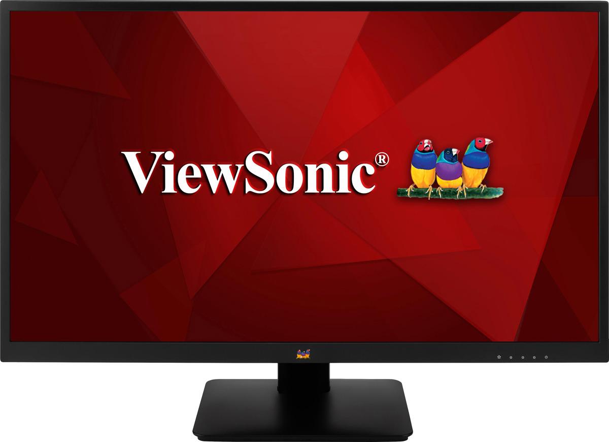 Монитор ViewSonic VA2410-MH, VS17395, черный