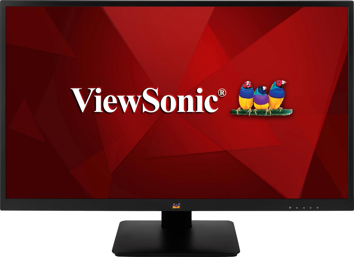 Монитор ViewSonic VA2710-MH, VS17397, черный