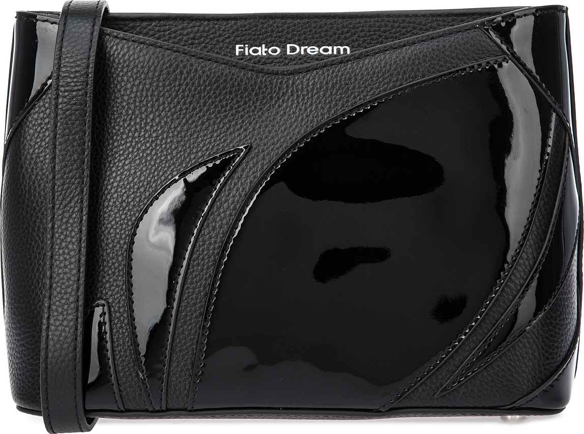 Сумка женская Fiato Dream, 1220, черный сумка женская fiato dream 1138 латте